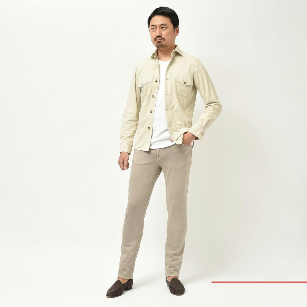 技巧派<BR>ALFREDO RIFUGIO(アルフレッド リフージオ) シャツ型・ジャケット型