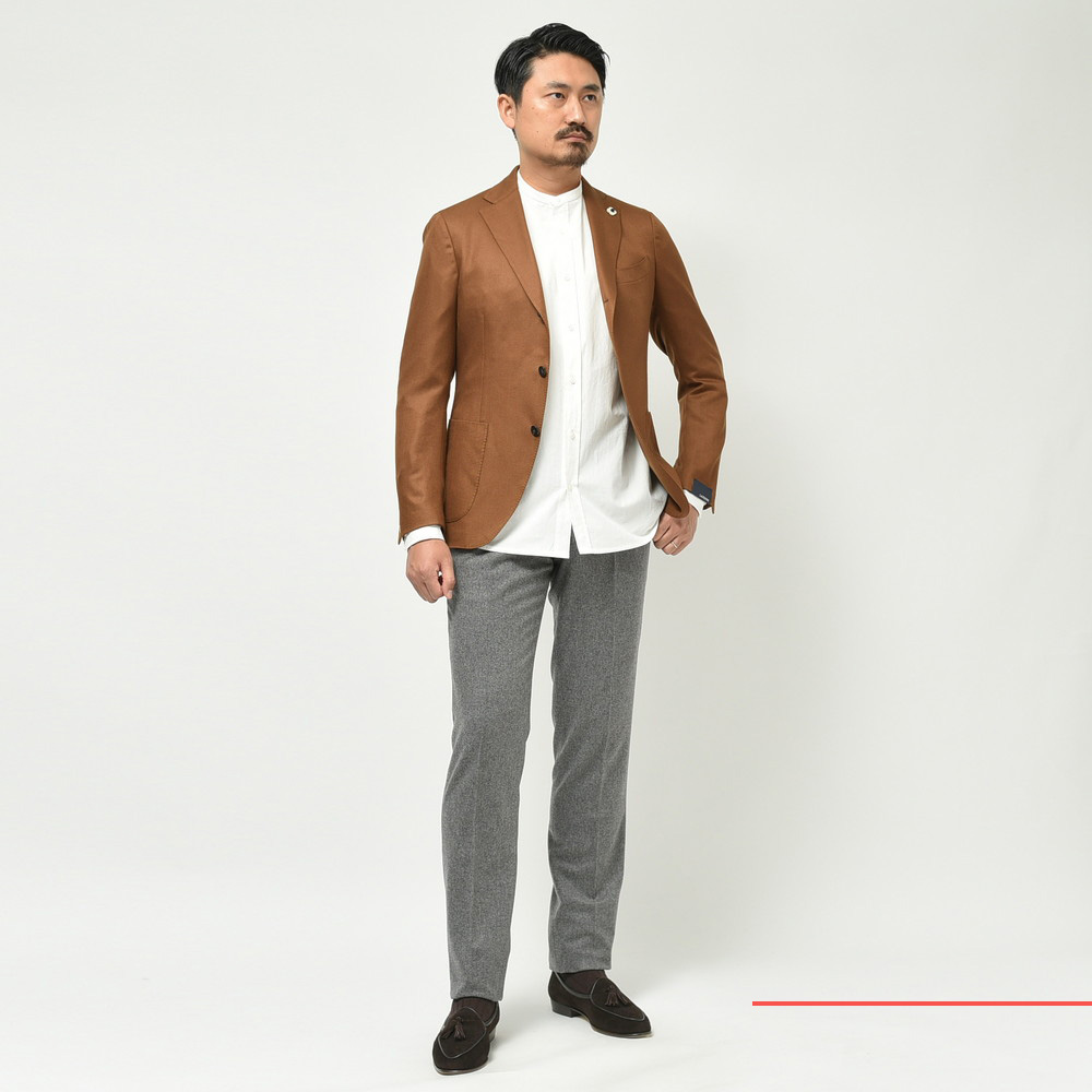 ナガ〜イお付き合い!<BR>LARDINI(ラルディーニ)ジャケット・スーツ