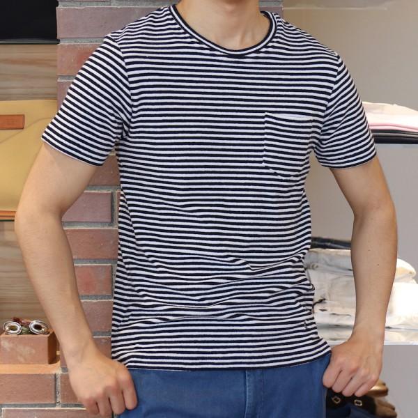 夏に向けてのラストピース!!<br>GUY ROVER(ギ ローバー)パイルTシャツ