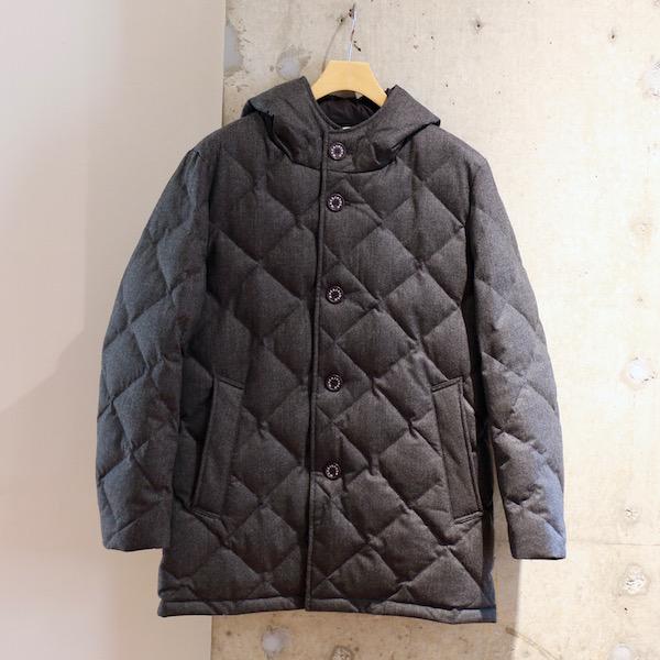 誠実なコートです!<br>MACKINTOSH(マッキントッシュ)コート1型