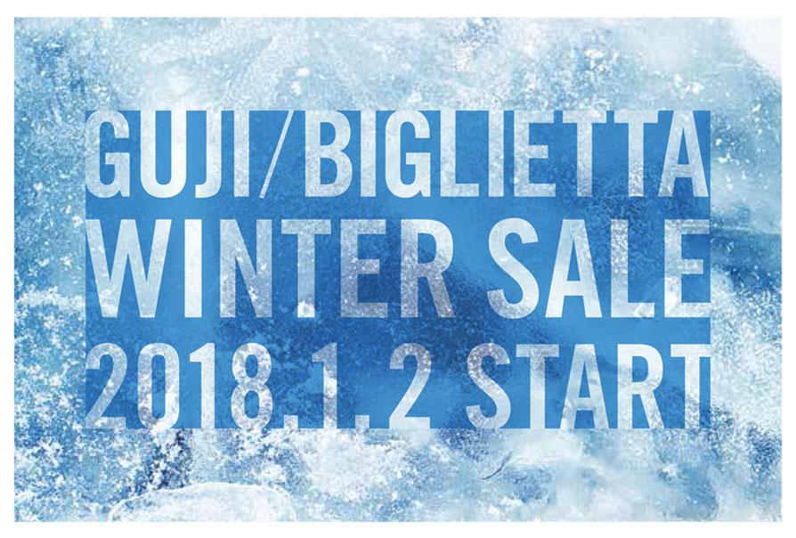 FALL&WINTER SALEのお知らせです!!
