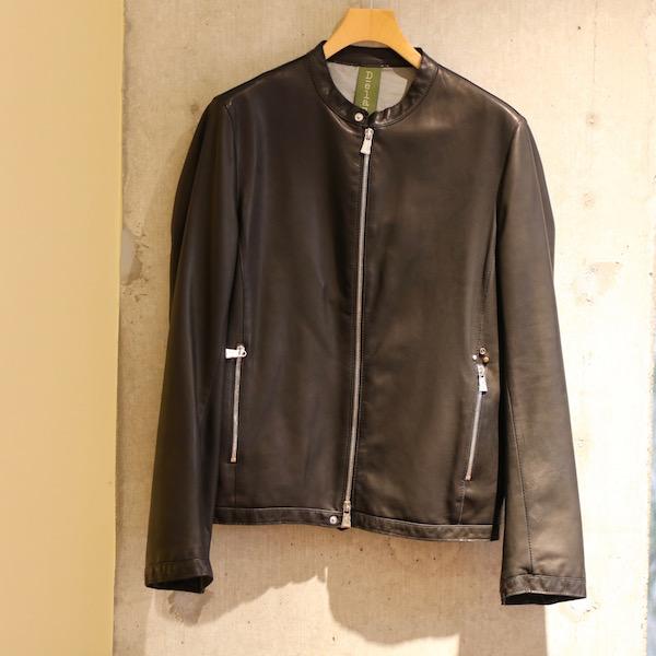期待の新星!!<br>Delan(デラン)レザージャケット2型