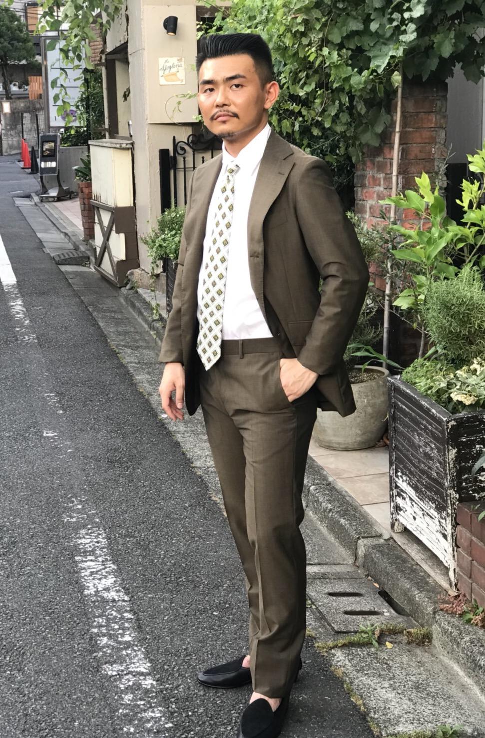 セールスタイリング紹介<br>〜刈り上げ師匠〜編