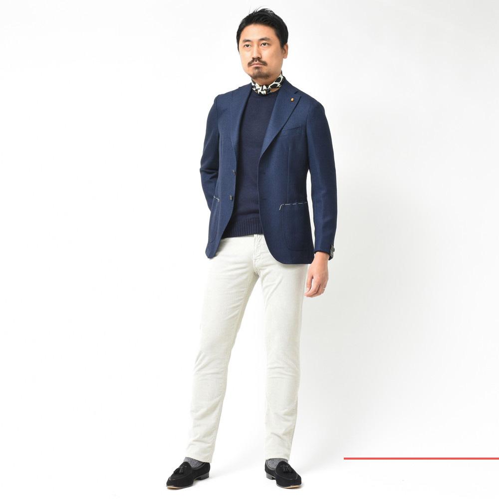 期待の新ブランド<BR>LATORRE(ラトーレ)ジャケット1型