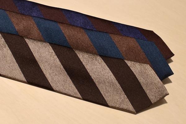 彩り豊かなネクタイコレクション!<BR>FRANCO BASSI (フランコバッシ)ネクタイ7型