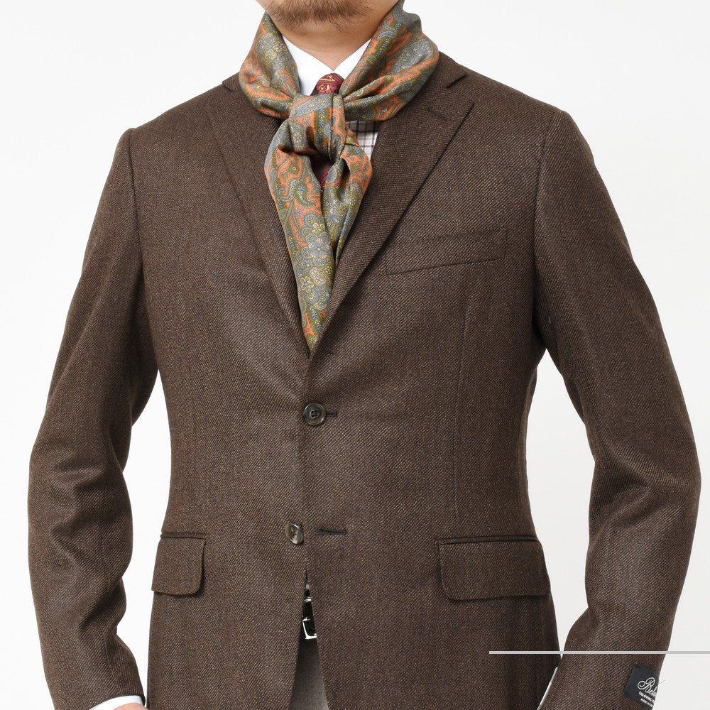 皆さんに華やぎを!<BR>Atto Vannucci(アットヴァンヌッチ)スカーフ2型