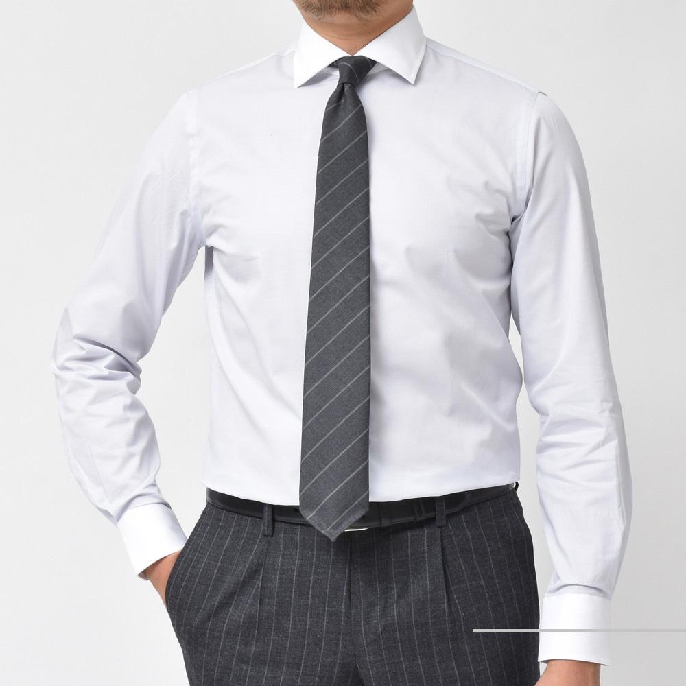 マシンメイドの最高峰!<BR>GUY ROVER(ギローバー)ワイドカラーシャツ4型