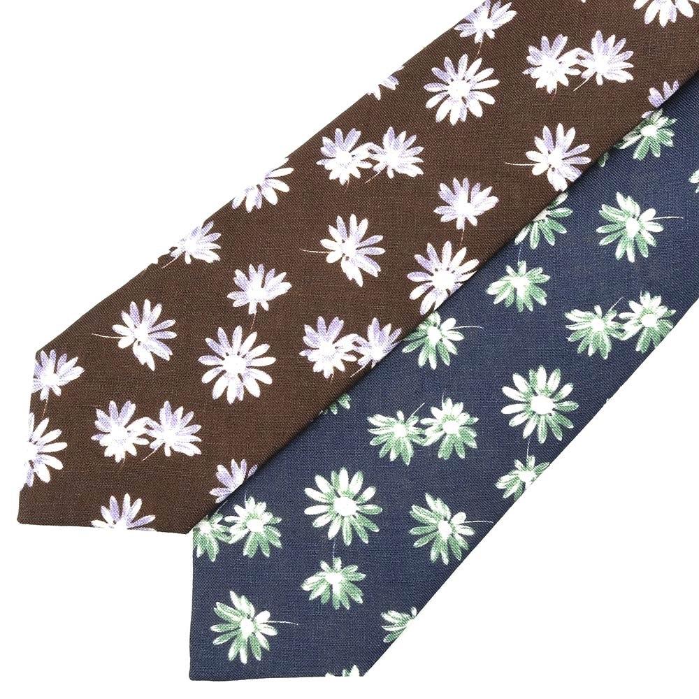 やっぱり華のあるブランドです!<BR>ISAIA(イザイア)ネクタイ&ポケットチーフ