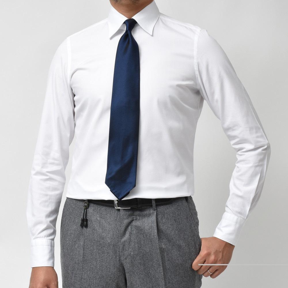 Finamore(フィナモレ)、大好きです!<br>Finamore(フィナモレ )ドレスシャツ  レギュラーカラー  WILL