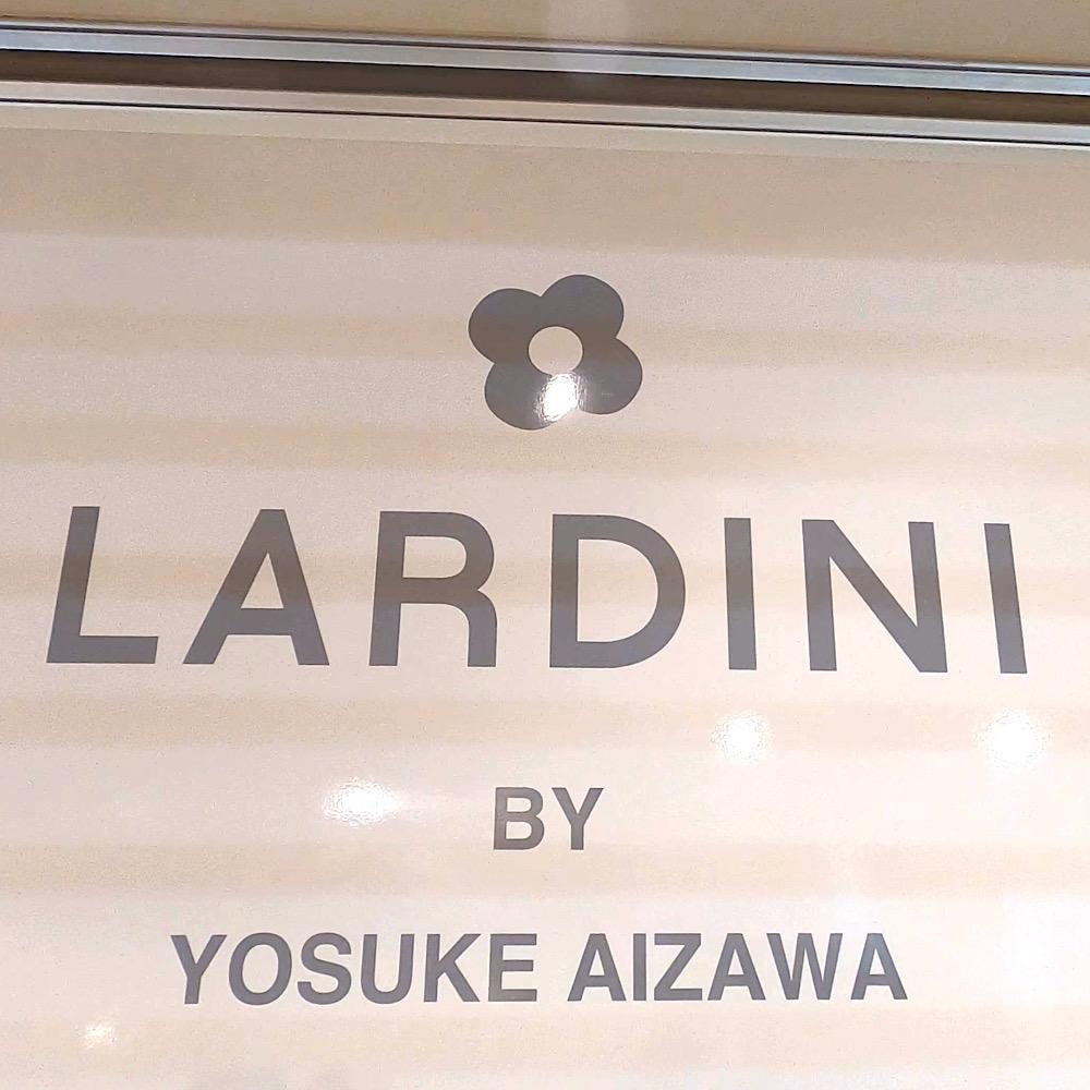 2020F/W LARDINI(ラルディー二)