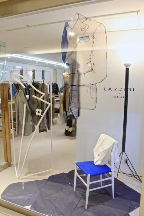 LARDINI(ラルディーニ)オーダー会開催 guji大阪